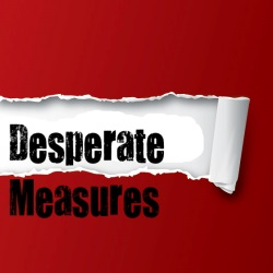 <i>Desperate Measures</i> poster