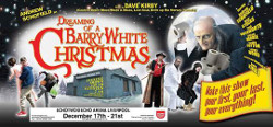 I'm Dreaming of a Barry White Christmas will be bringing soul to Liverpool during the festive season