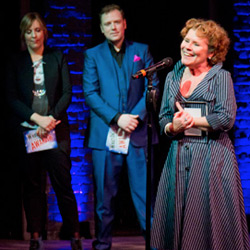 Imelda Staunton wins Best Actress in a Musical