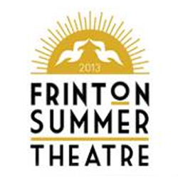 The logo for Frinton Summer Theatre