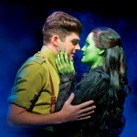 Wicked UK  Ireland Tour Liam Doyle (Fiyero)  Nikki Davis-Jones (Elphaba)