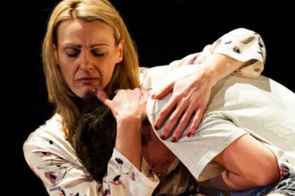 Suranne Jones in her last stage role - Sandra in Beautiful Thing