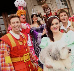 Manchester Opera House panto Dick Whittington will feature a whole host of famous faces
