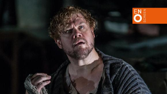 Stuart Skelton as Peter Grimes