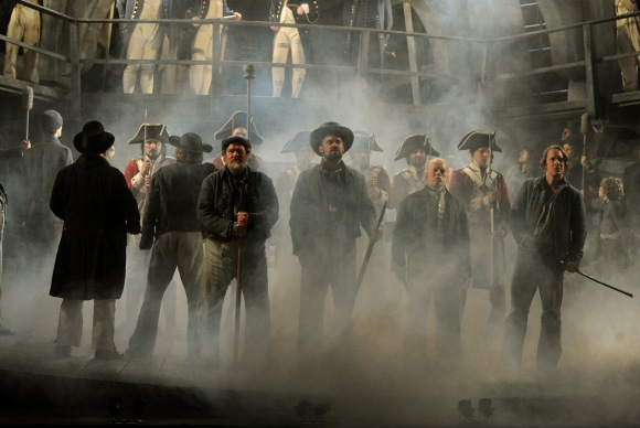 Glyndebourne's Billy Budd - this is their moment
